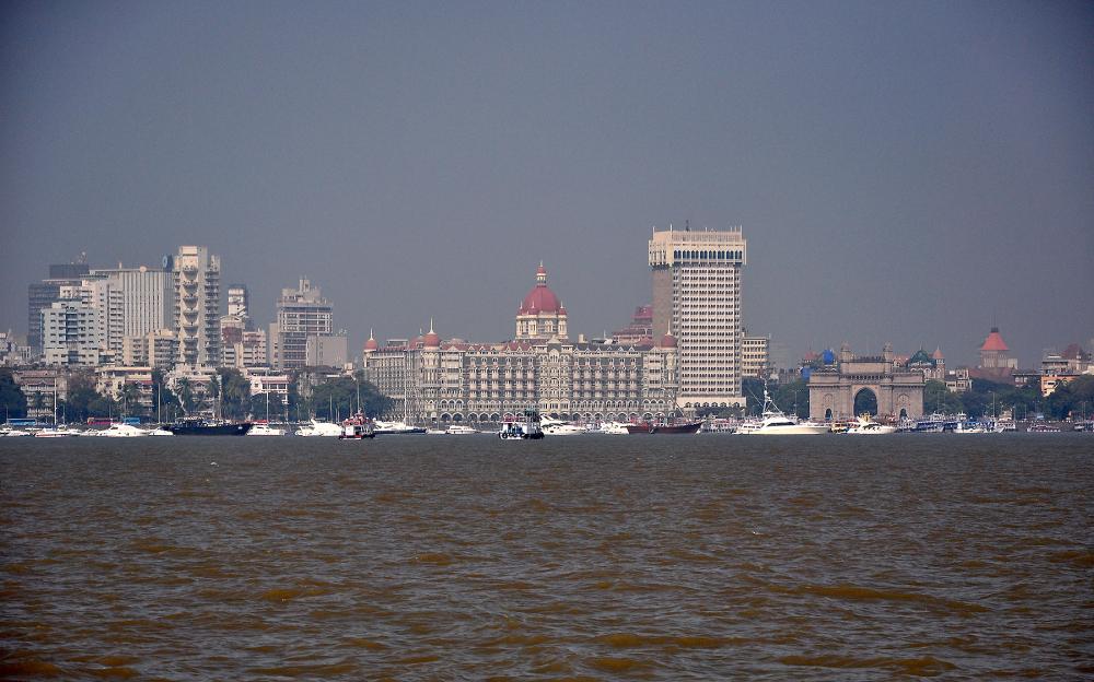 Floting Mumbai...1