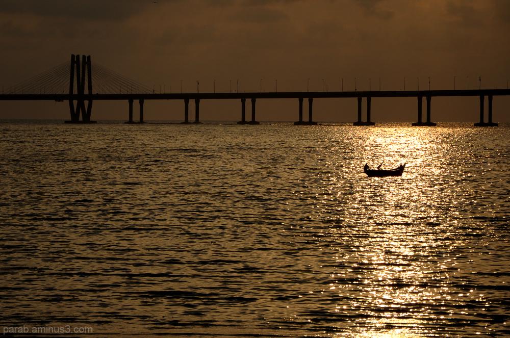 Mumbai-Evening View...2