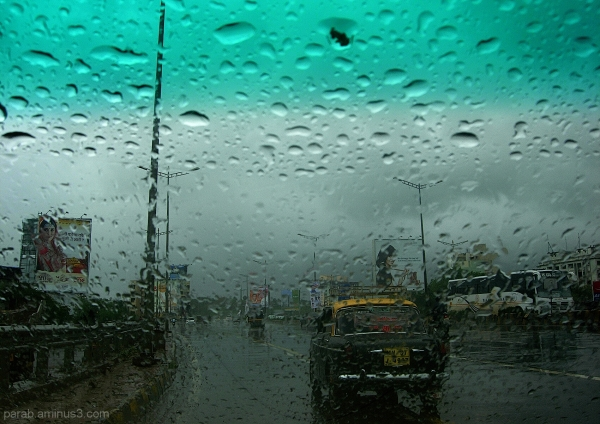 Mumbai Monsoon....2