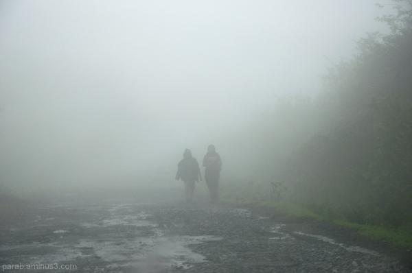 Mysterious Mist....2