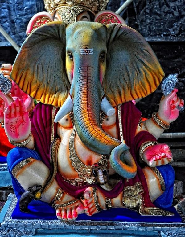 Lord Ganesh...1