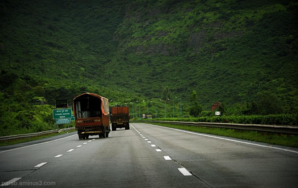 Tunnel Ahead...