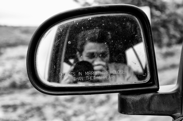 OBJECTS IN MIRROR...1