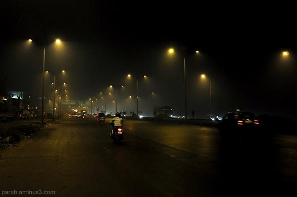Night Street...