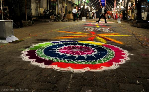 Rangoli....3