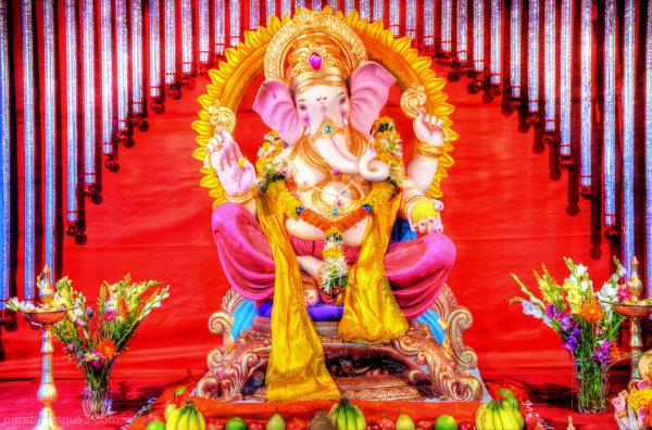 गणपति (Lord Ganesha )...3