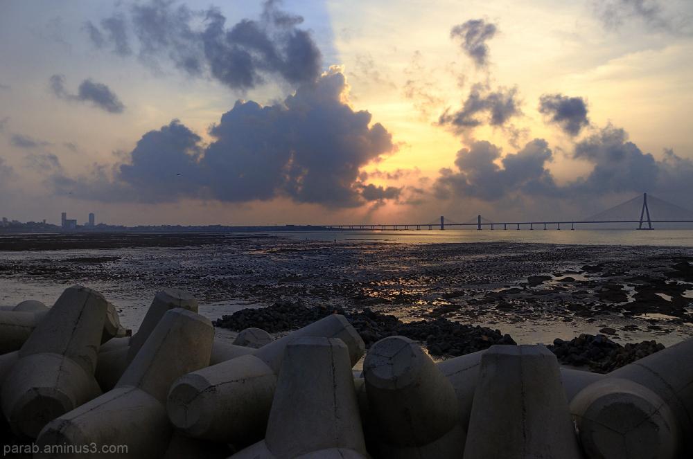 Seashore...mumbai.