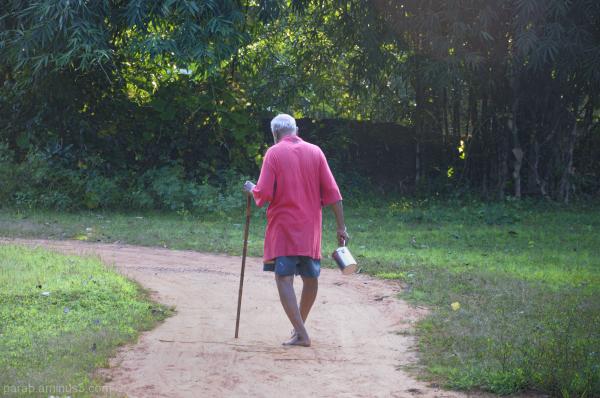 walk..