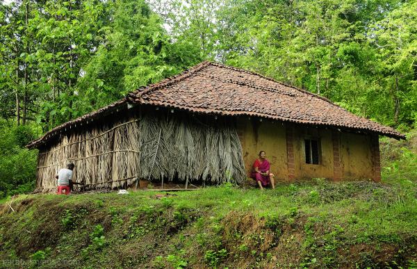 Rural House..