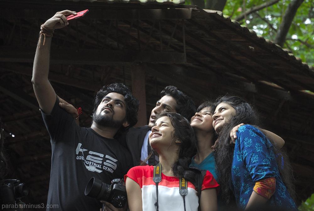 Group Selfie..