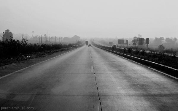 long drive...