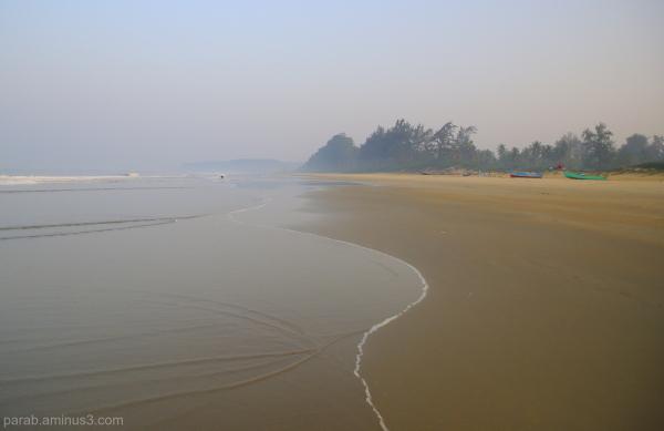 Konkan Beach