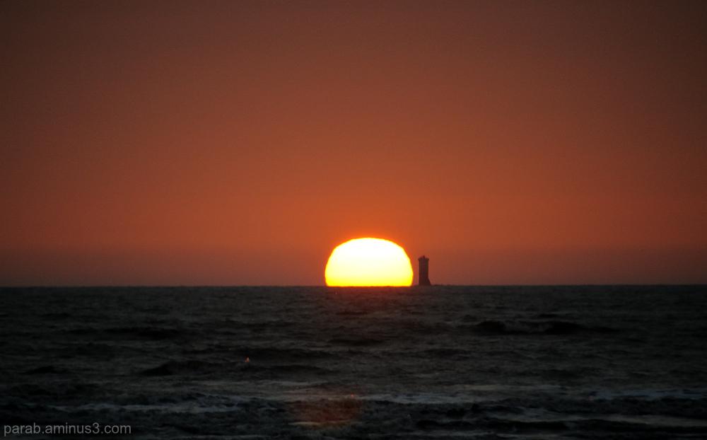Setting Sun 1