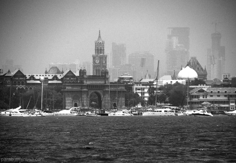 floating city ..Mumbai