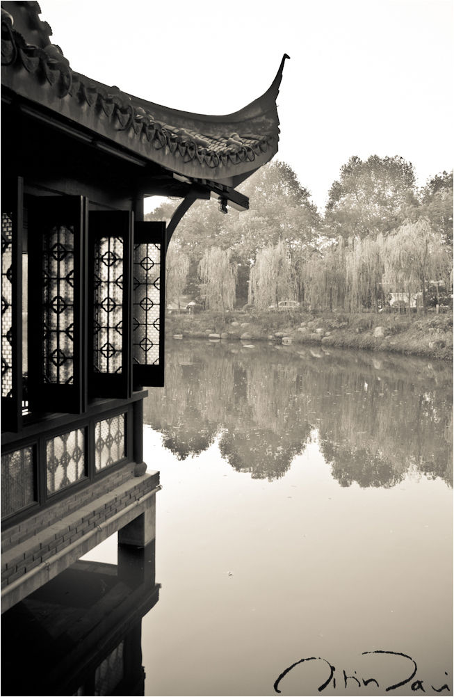 Reflections in Nanjing