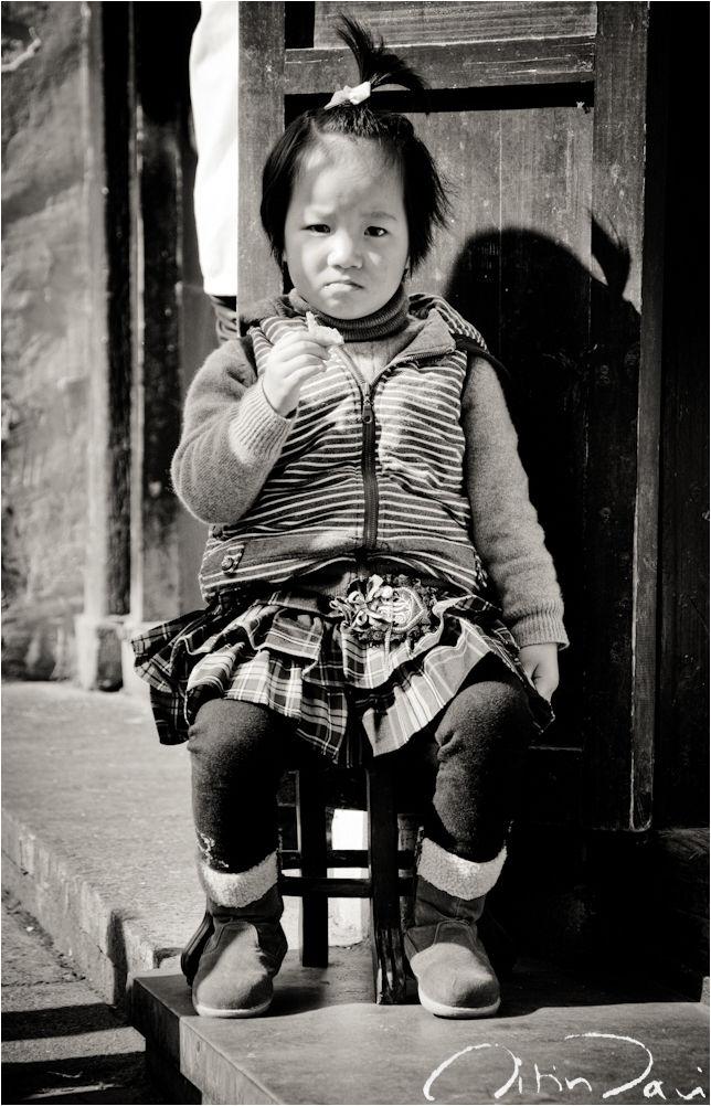 shanghai, china, street photo, people, hangzhou