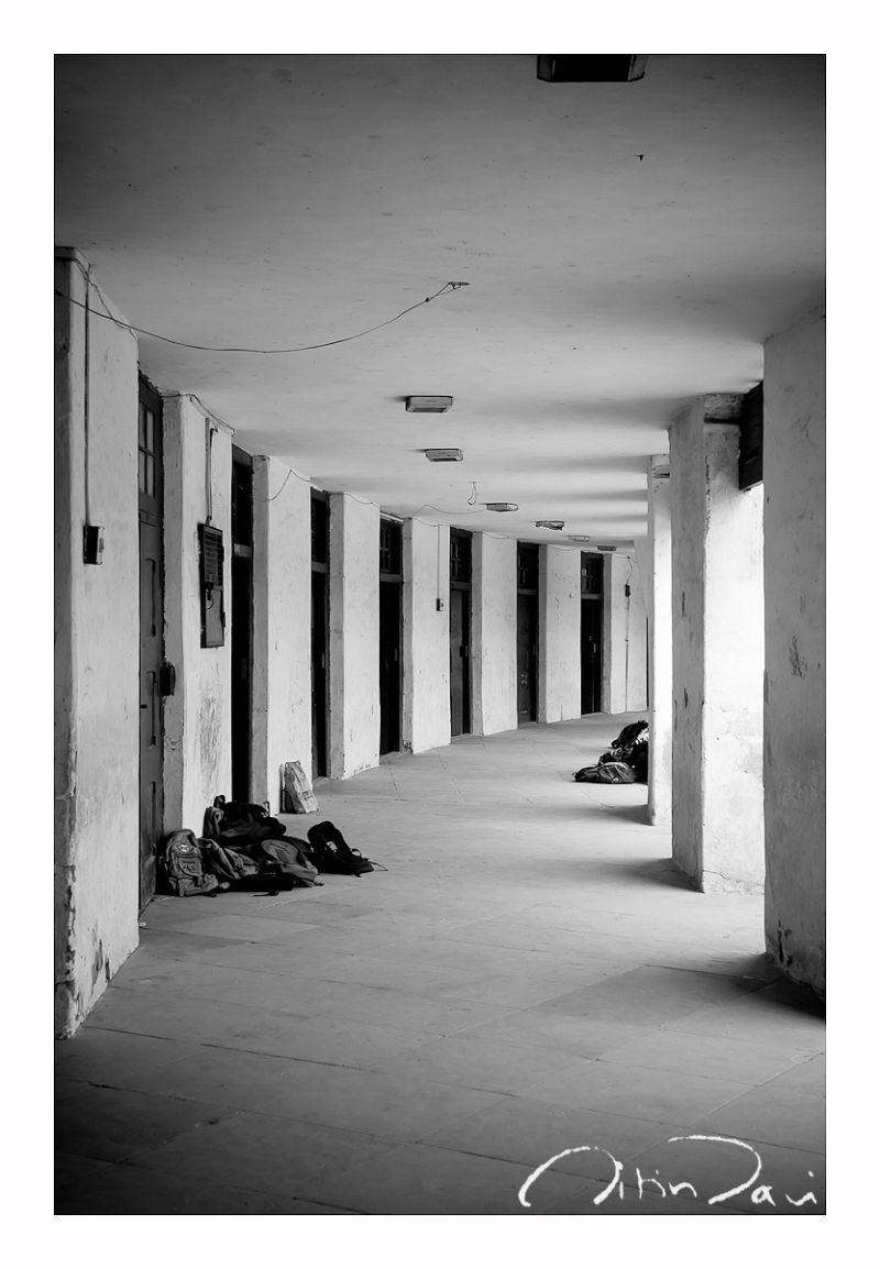 Corridor of timelessness 3