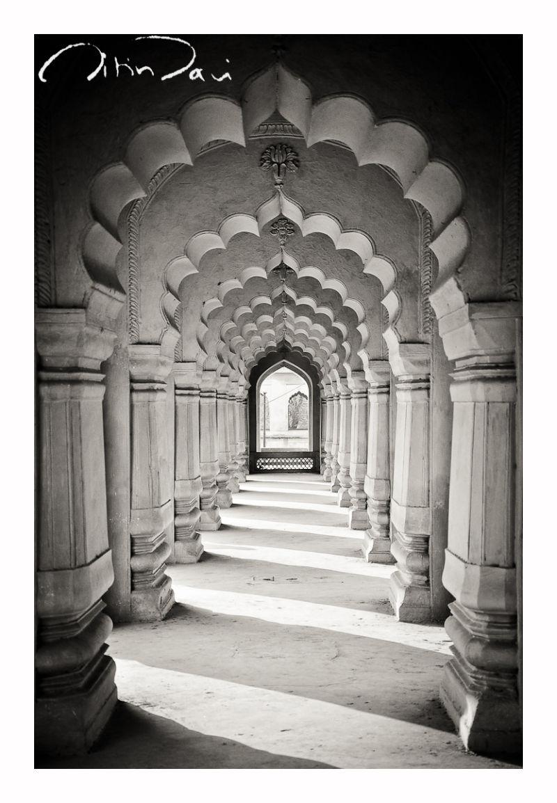Corridor of timlessness 4