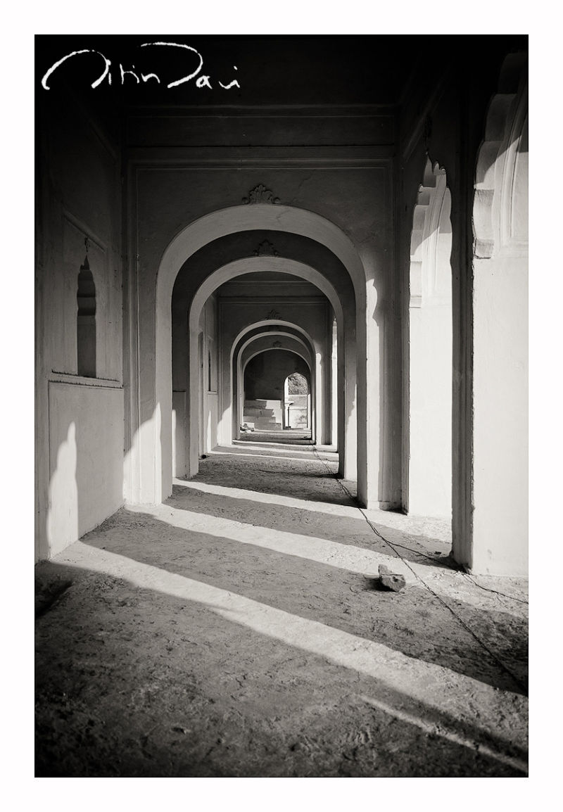 architecture, corridor, endless, timeless