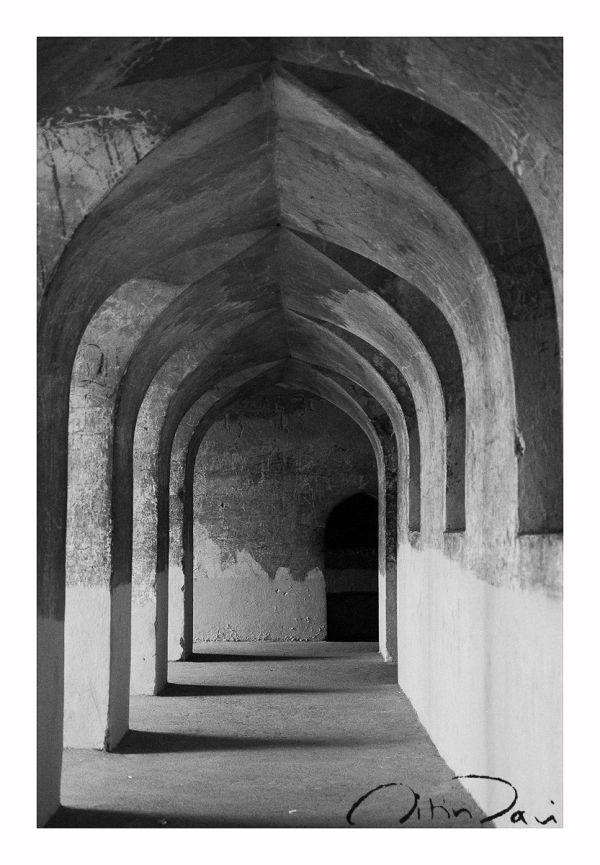 corridor, lucknow