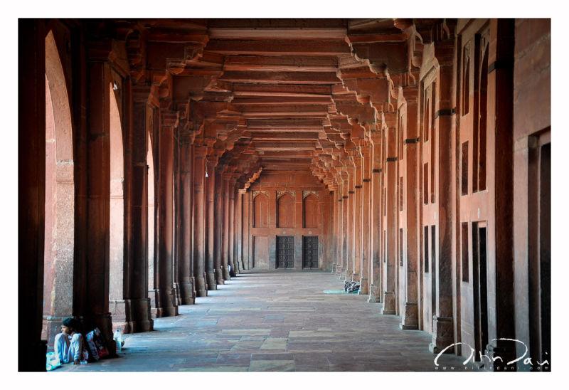 Corridor of timelessness 12