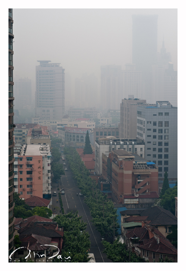 Smokey Shanghai