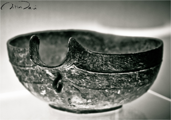 The bowl that quenched many a thirst