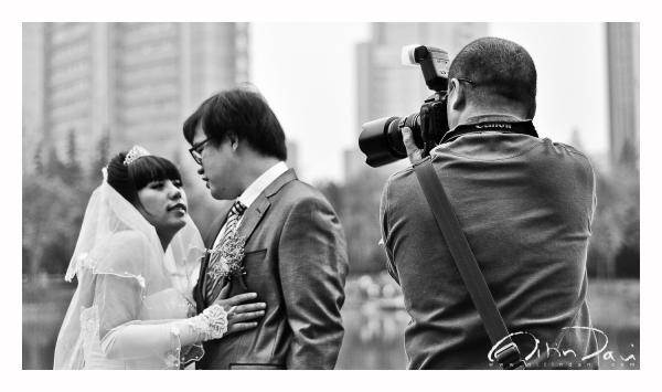 A Shanghai love affair