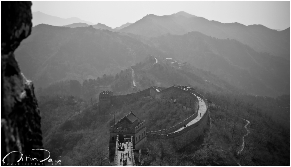 The Great Wall It Is