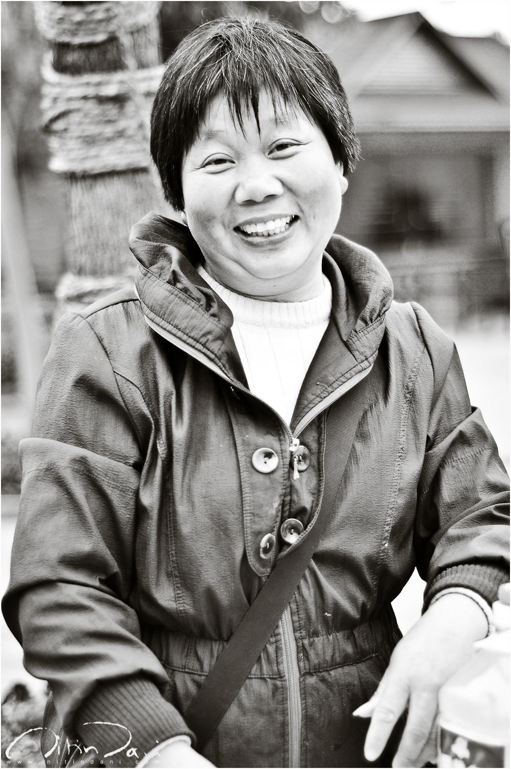 Chongming Smile