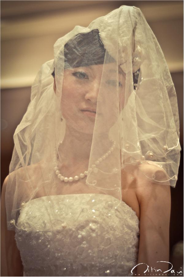 A bride's dilemma