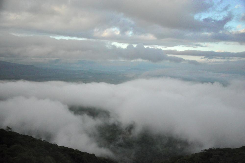 Early Morning in Chiapas