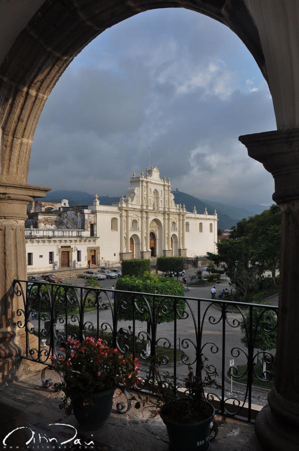 Farewell Guatemala
