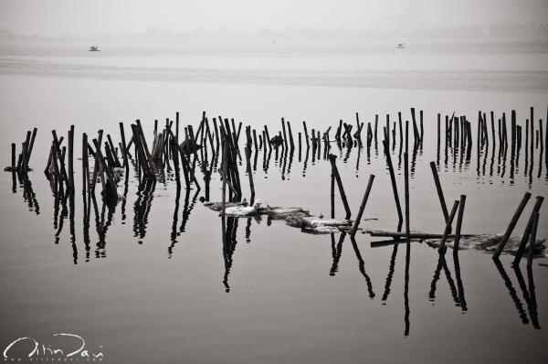 Reflections in Hanoi 01