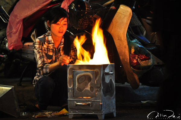 Hanoi is Burning