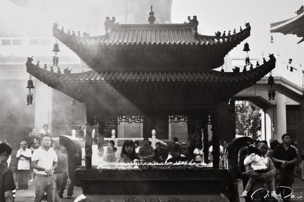 Autumn in Jingan 02