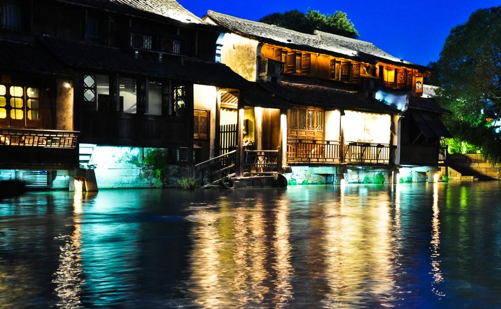 Wuzhen by Night 02