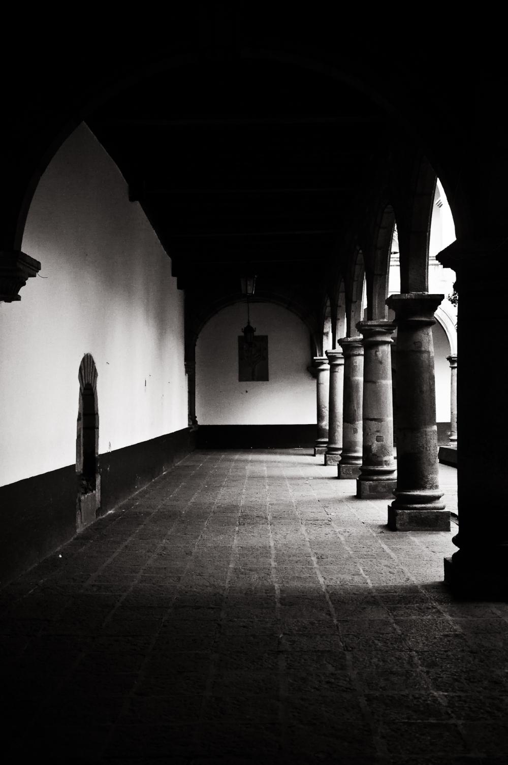 Corridor of Timelessness 20