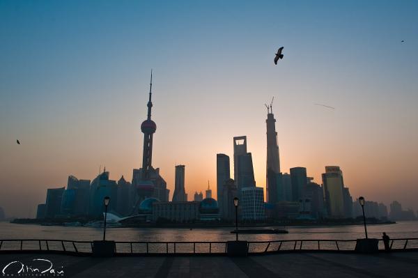 Dawn in Shang High