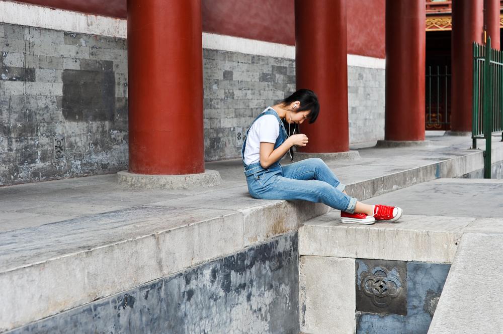 Lonely Beijinger