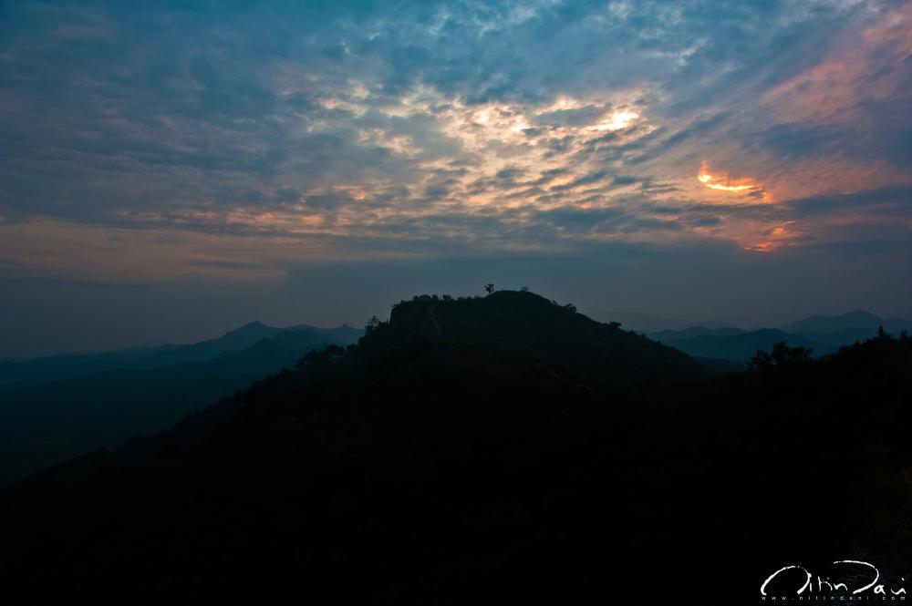 Dawn at The Great Wall 01
