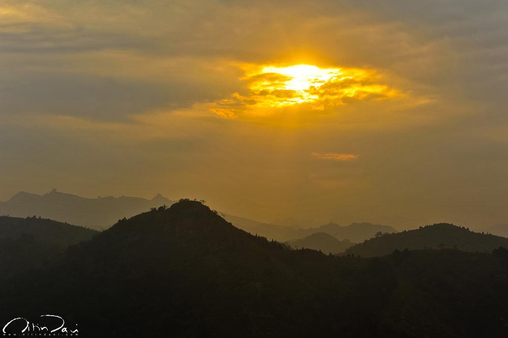 Dawn at The Great Wall 05