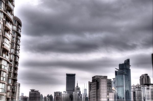 Gloomy Shanghai