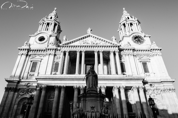St Pauls by Sunset 01