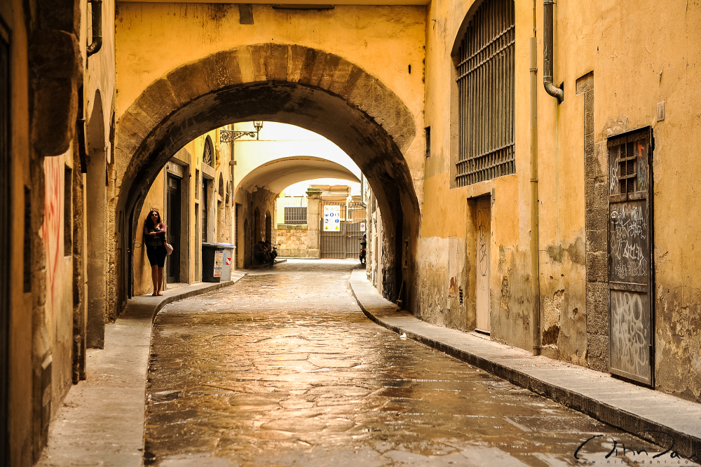 Streets of Florence 01