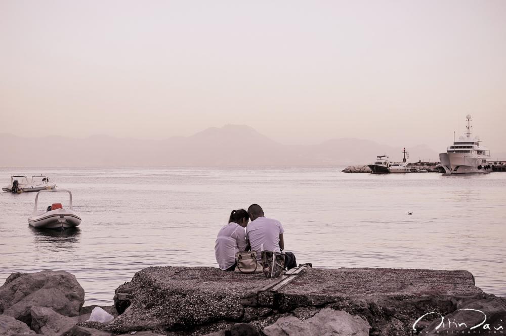 More love in Napoli