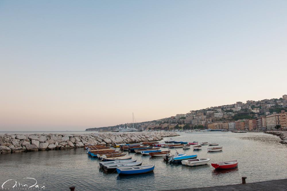 All quiet in Napoli