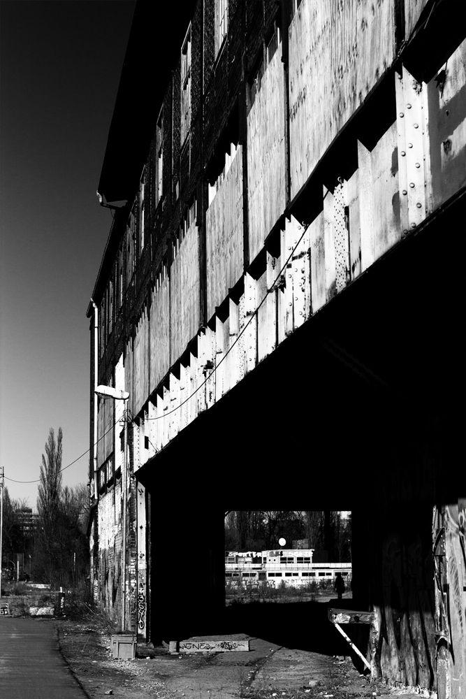 Berlin, old, Treptow