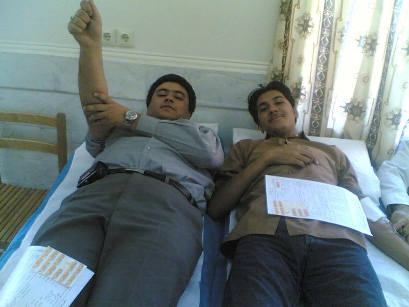 من و احمد دهقانی
