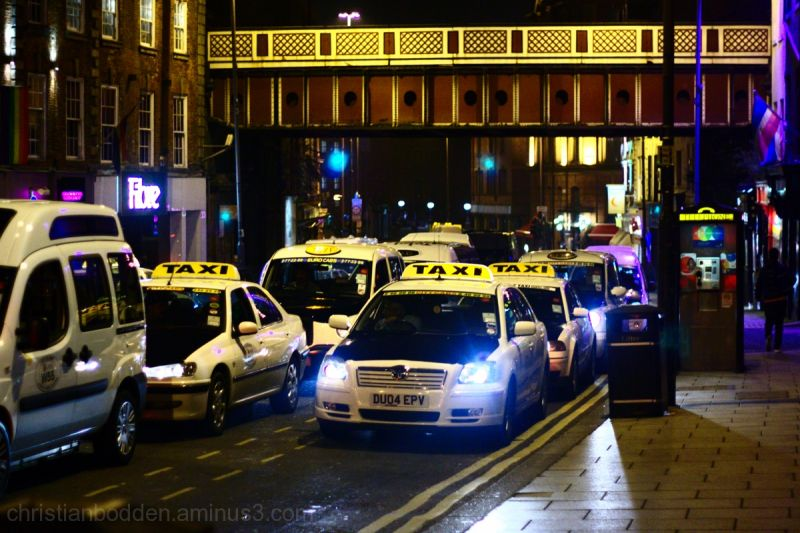 Taxis in Leeds